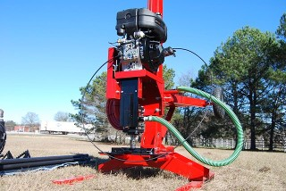 Well drilling rig portable well drilling rigs hydraulic drill electric start standard sciox Choice Image